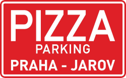 Logo Pizza Parking Jarov